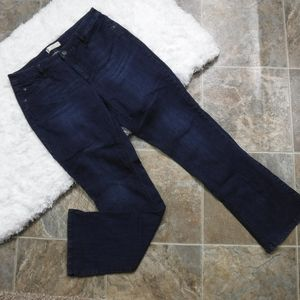 J Jill Smooth Fit Barely Boot Cut Jeans Size 10